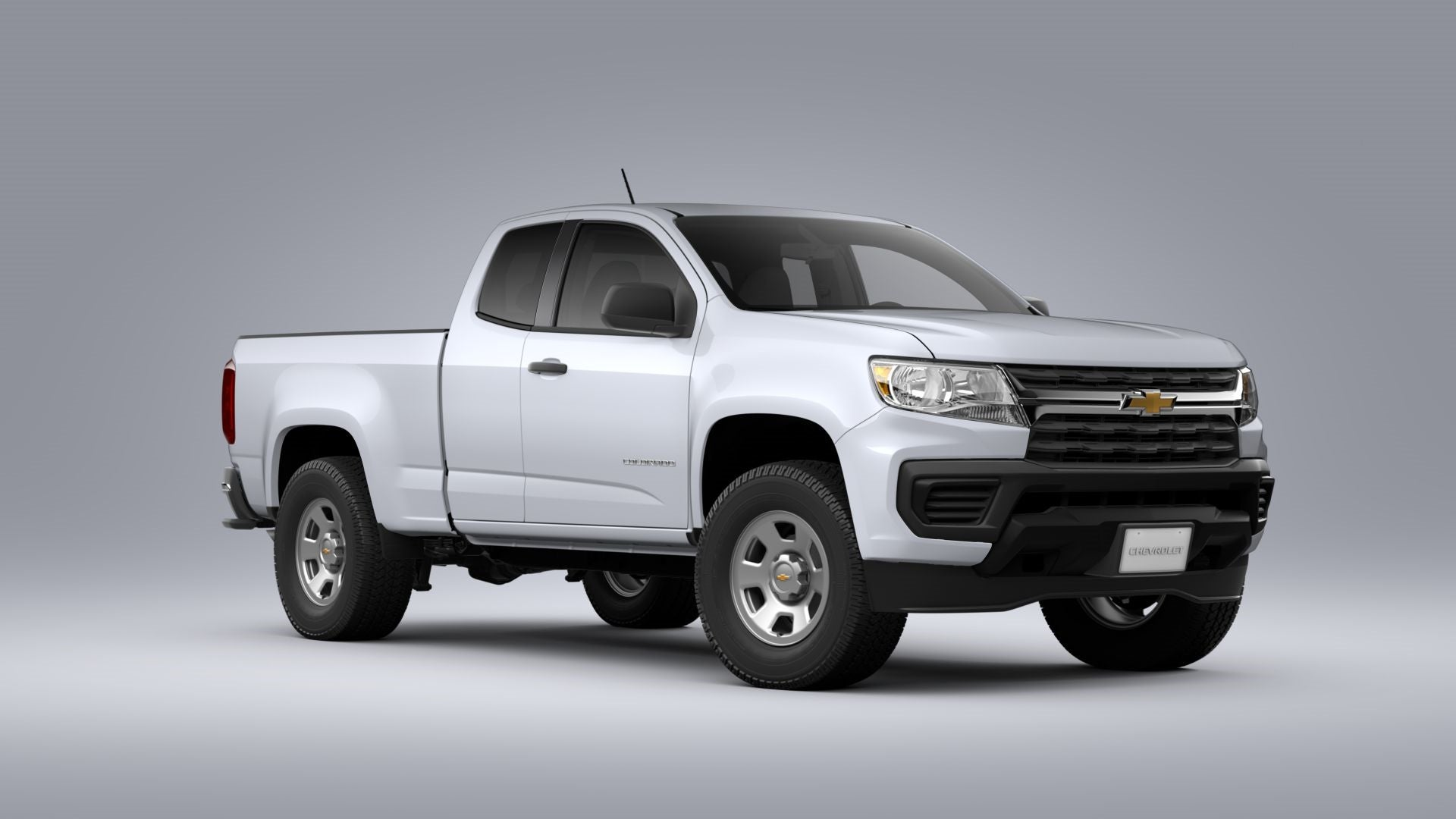 2021 Chevrolet Colorado Work Truck